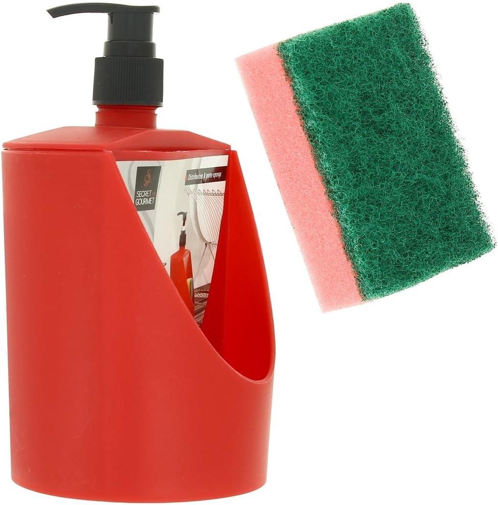 Promobo - Dosificador de lavavajillas con hueco para estropajo ...