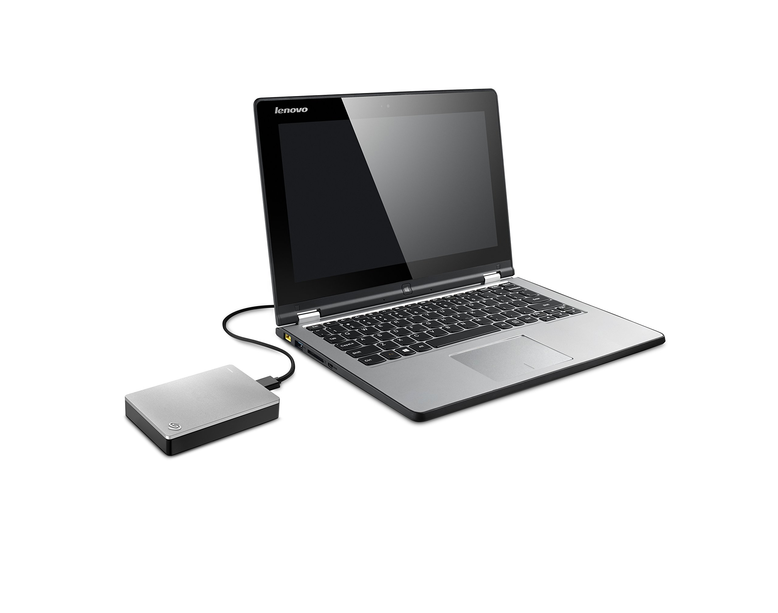 Seagate Backup Plus 4TB Portable External Hard Drive Mac USB 3.0 + 2mo Adobe CC Photography by Seagate
