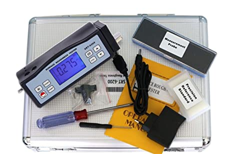 Srt 6200 Integrated Type Digital Surface Roughness Tester 2