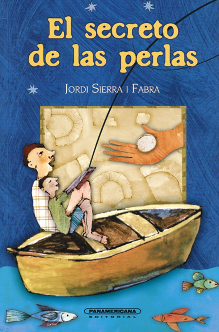 El secreto de las perlas/The secret of the Rep them Literatura Juvenil/Junior Literature: Amazon.es: Jordi Sierra I Fabra: Libros