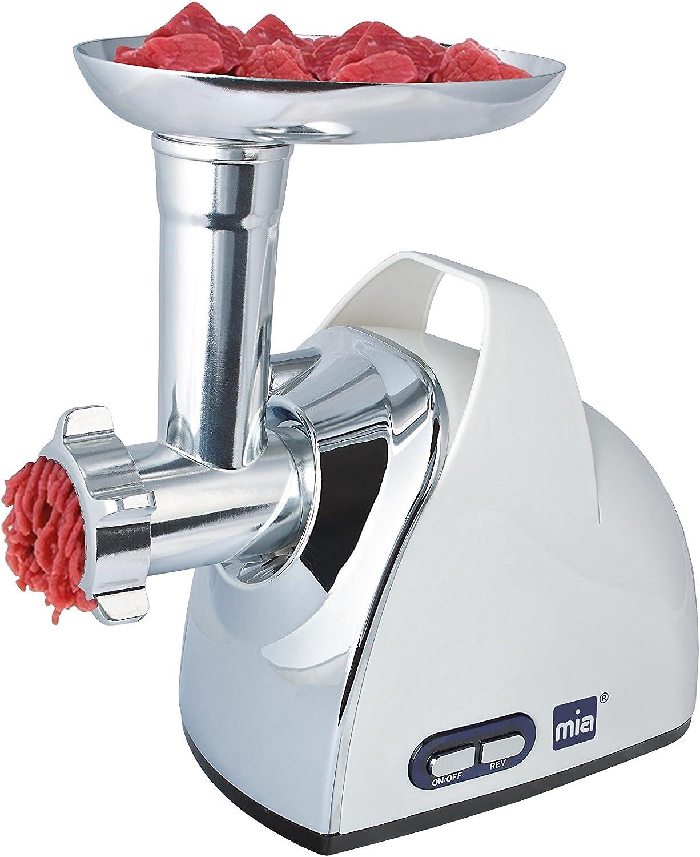 Hachoir à Viande 2 en 1 - Robot Patisserie -1200W- MIA MG2507 - Meat Mincer 1200: Amazon.es: Hogar