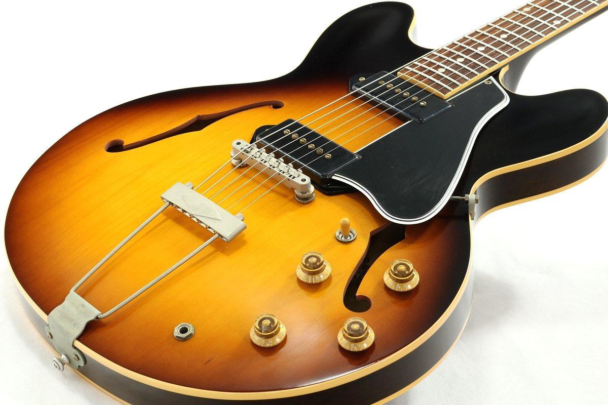 Gibson/Custom Shop Limited Run ES-330 VOS Vintage Sunburst 2011年製 B07FR7KCWB