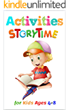Activities Story Time for Kids Ages 4-8: A Beautiful Collection of Activities Fairy Tales