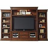 hooker furniture entertainment center hooker furniture clermont 4piece 129 amazoncom 2piece 75