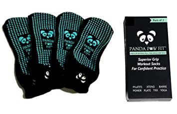 Best Luxury Bamboo Non Slip Yoga Socks For Pilates Bikram Hot Yoga