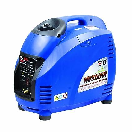 ETQ IN3500I 3 500 Watt 4 Stroke Gas