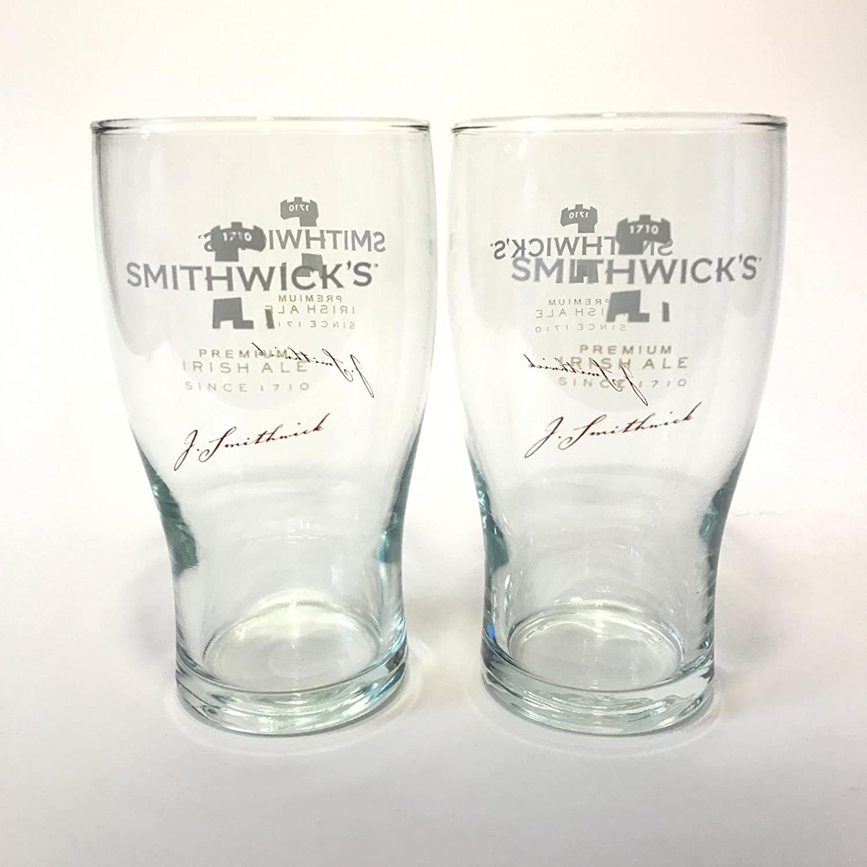 Smithwicks Label Pint Glass 1 Pack 20 Ounce