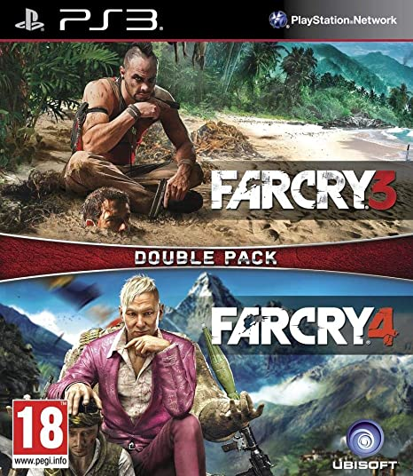Far Cry 3 + Far Cry 4 [Importación Francesa]: Amazon.es: Videojuegos