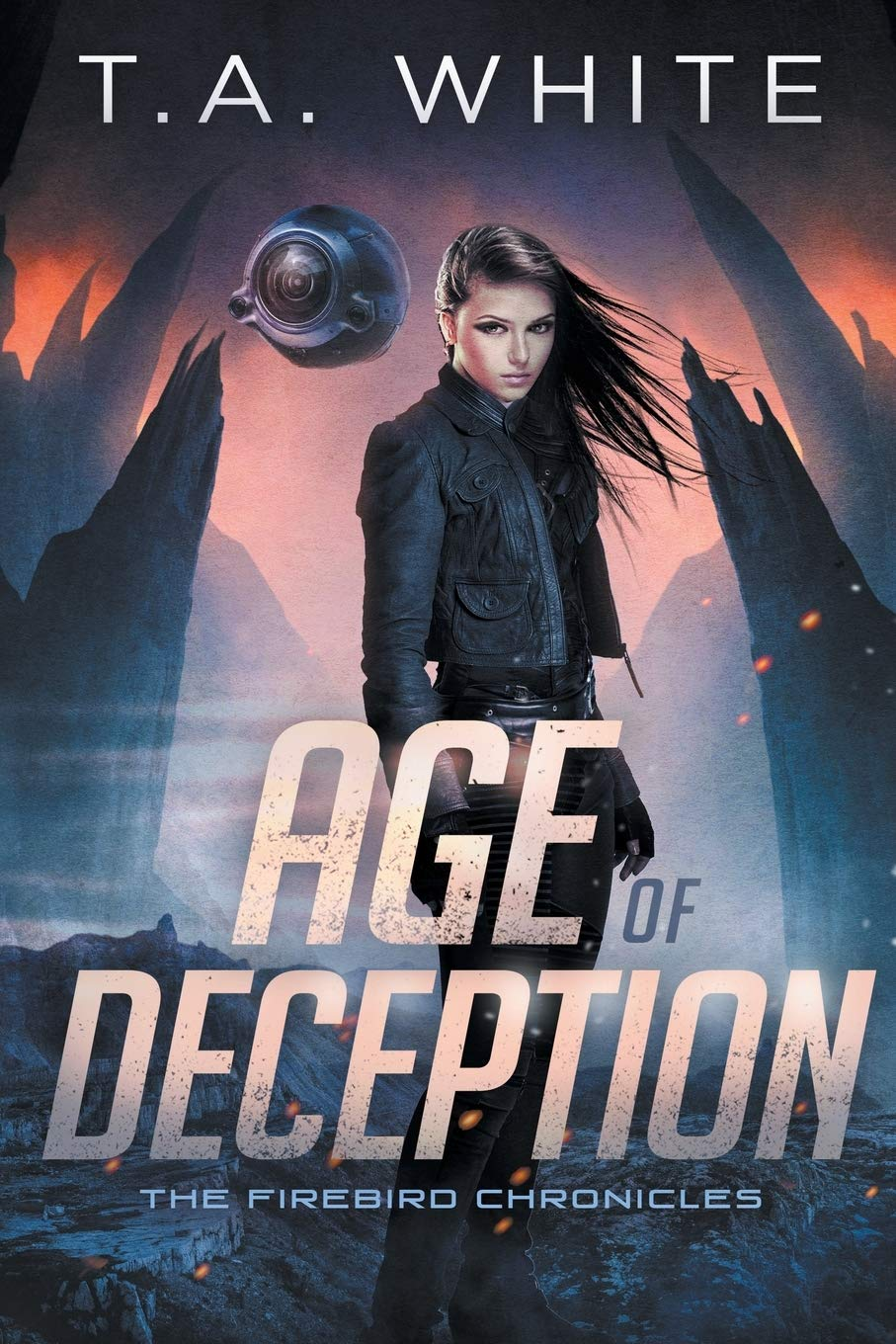 Amazon.fr - Age of Deception - White, T.A. - Livres