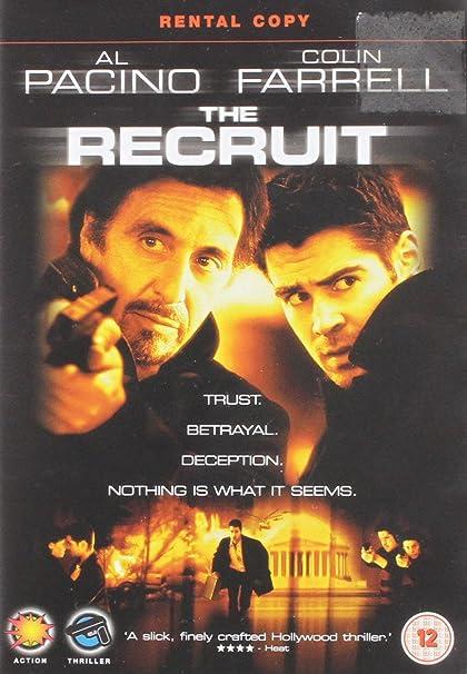 The Recruit [Reino Unido] [DVD]: Amazon.es: Al Pacino, Colin ...