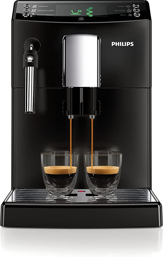 Philips Serie 3100 Cafetera Express Hd8831/01, 1850 W, 1.8 litros ...