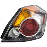 Passengers Taillight Tail Lamp Lens Replacement for Nissan Sedan 26550ZN50A