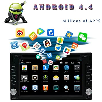 Best Android Car Stereo Quad Core 7 inch 2 Din Android: Amazon co uk