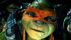 Amazon.com: Teenage Mutant Ninja Turtles (Blu-ray / DVD ...