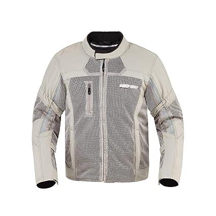 Can-Am Spyder New OEM Mens Summer Mesh Jacket XL Beige, 4406361202