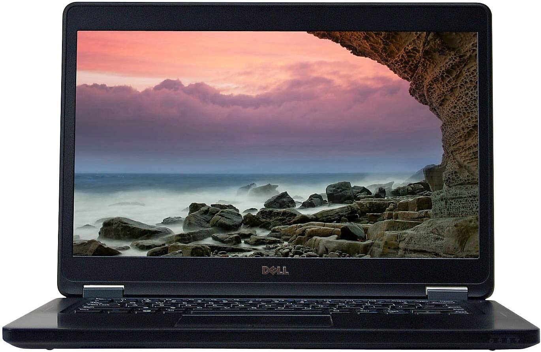 "Dell Latitude E5470 14"" Business Laptop Computer: Intel Core i5 6300U up to 3.0GHz/ 8GB DDR4 RAM/ 256GB SSD/ WiFi/ Bluetooth/ USB 3.0/ HDMI/ Windows 10 Professional (Renewed)"