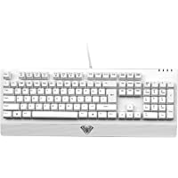 AULA Gaming Keyboard 104keys Mechanical USB Keyboard Blue Switches