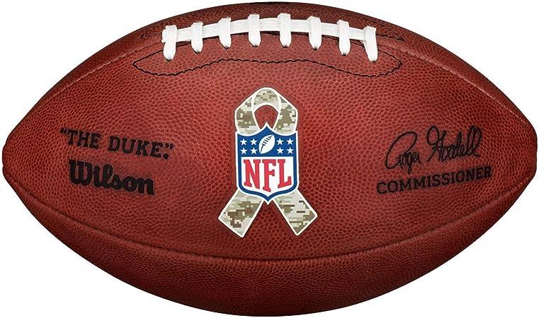 Wilson WTF1411XB Pelota de fútbol Americano NFL MVP Material ...