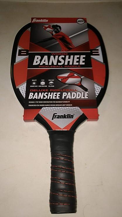 Amazon.com: Franklin Banshee Deluxe - Pala de píldora de ...