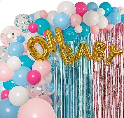 Balloon Garland DIY Kit Gender Reveal Theme
