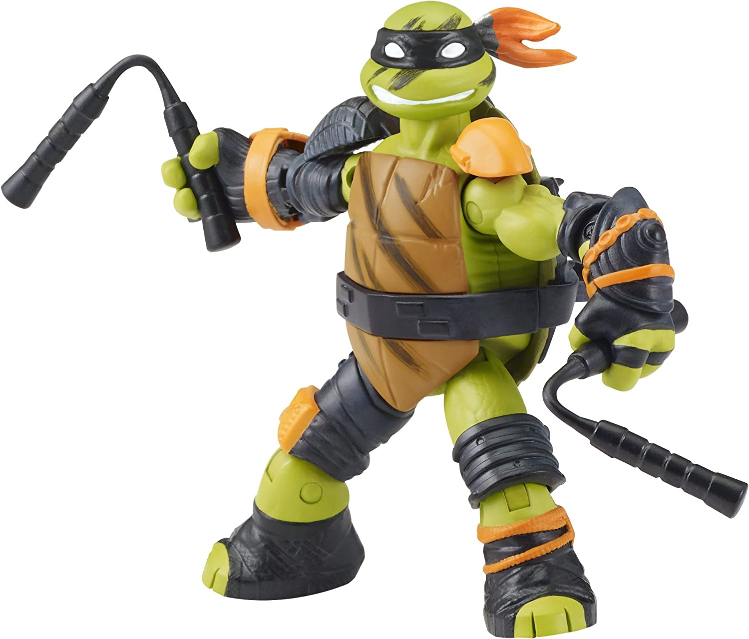Amazon Com Teenage Mutant Ninja Turtles Super Ninja Michelangelo