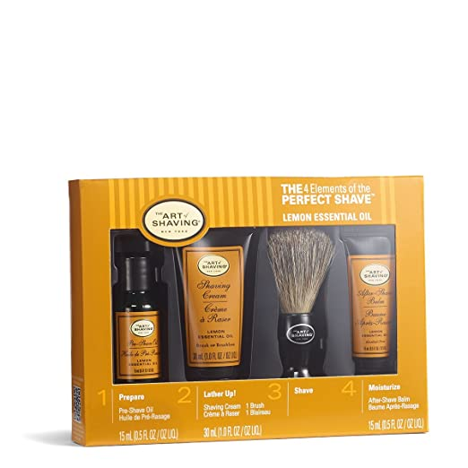 The Art of Shaving Starter Kit, Lemon