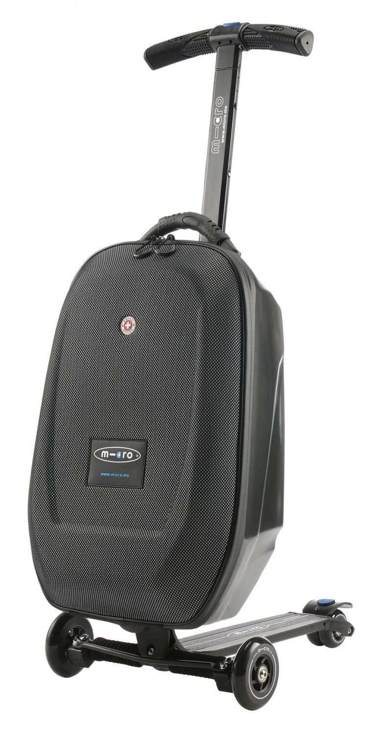 Scooter Koffer Micro Luggage II Trolley