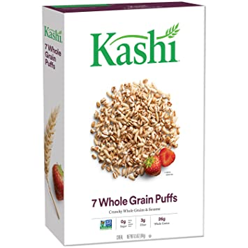 Image result for kashi 7 grain puffs