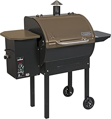 Camp Chef SmokePro DLX Pellet Grill - Bronze