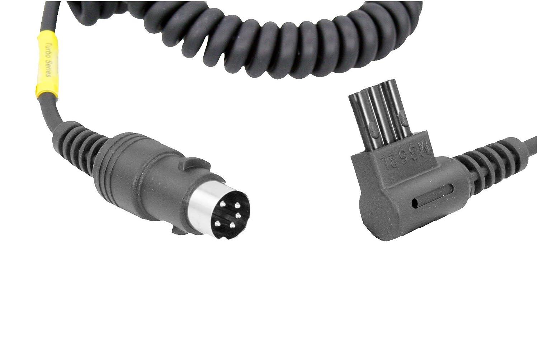 Quantum Turbo - Cable largo para flash Nikon (CKE2): Amazon.es: Electrónica