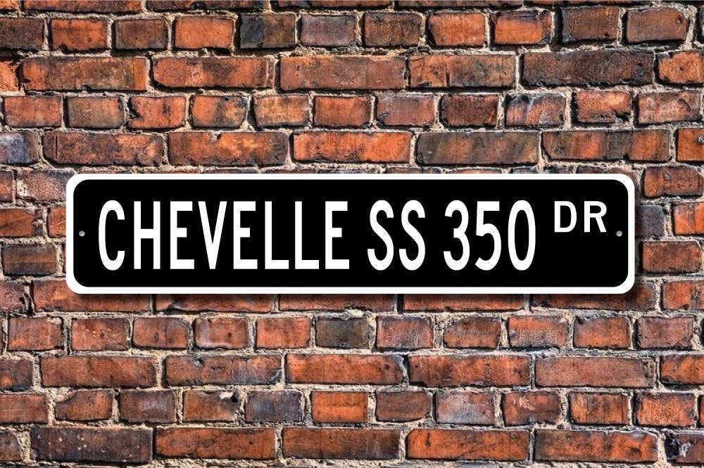Funny Metal Sign Vintage Gift, Classic Car, Chevelle Owner, Aluminum Sign Wall Art Decor Metal Sign,Public Sign,Decoration Sign 4x18 Inches