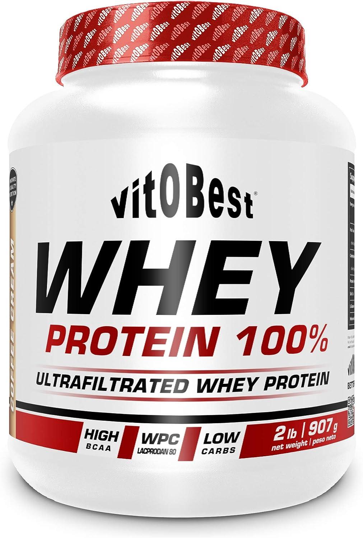 WHEY PROTEIN 100% 2 lb FRESA - Suplementos ...