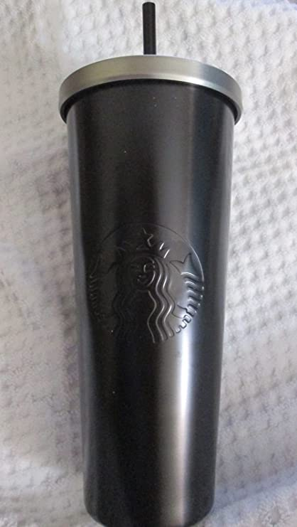 829471b2c2a Buy Starbucks Stainless Steel Cold Cup, 24 fl oz, Matte Black Online ...