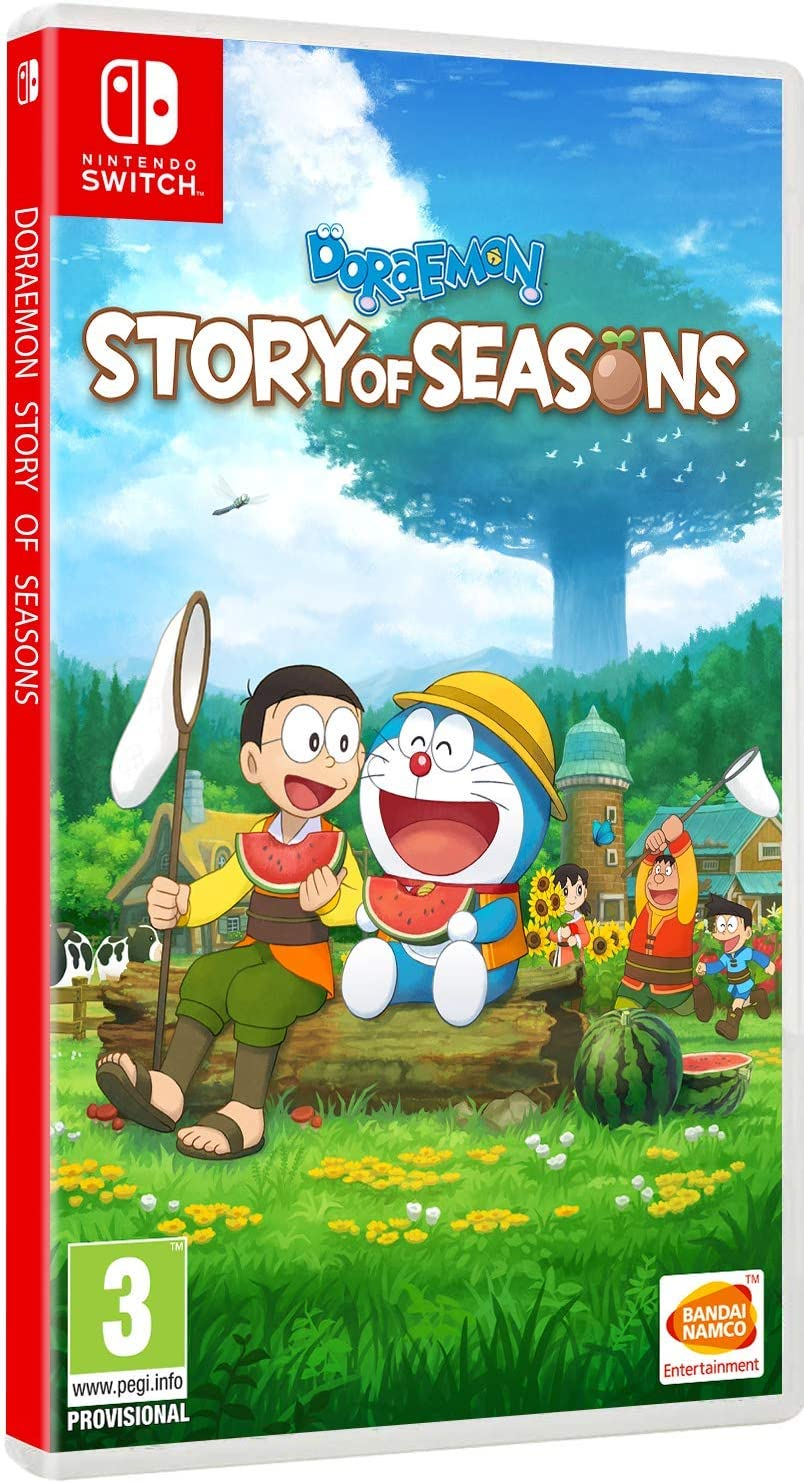 Doraemon: Story of Seasons: Amazon.es: Videojuegos