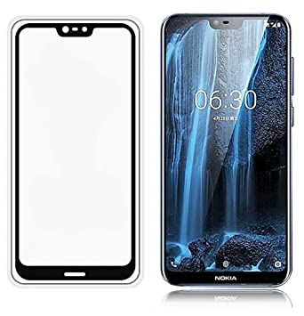 Protector Pantalla Nokia X6 2018 43d9a684bea6a