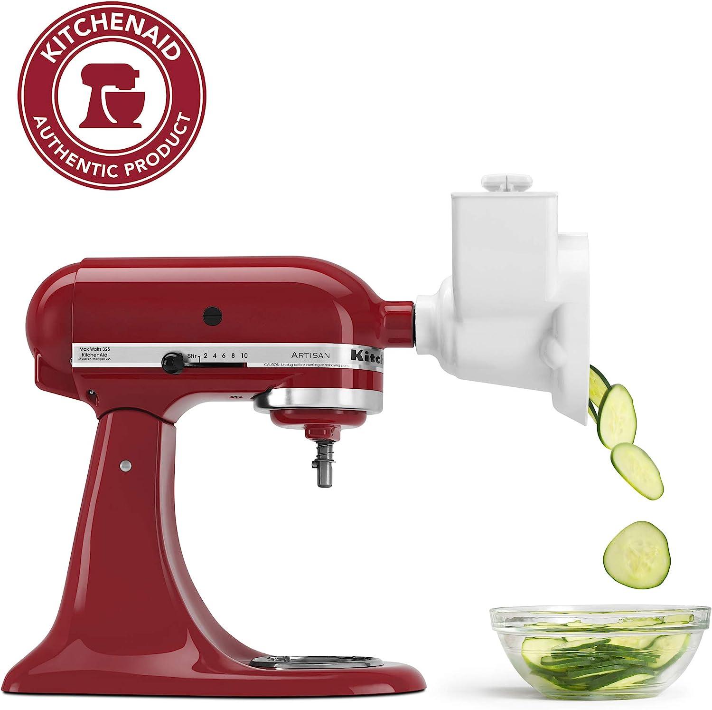 KitchenAid Vegetable Slice Shredder Stand Mixer Attachment