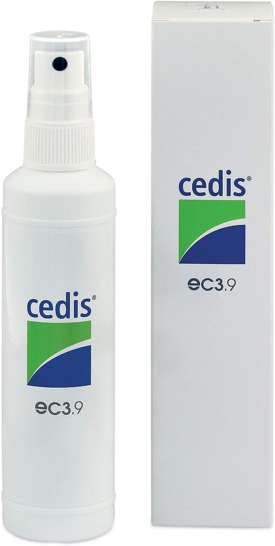 Cedis 86700 - Limpiador de audífonos (100 ml, con aerosol)