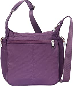 bc47788ec2b2 Piazza Daybag 2.0 with RFID Security - Small Satchel Crossbody for Travel