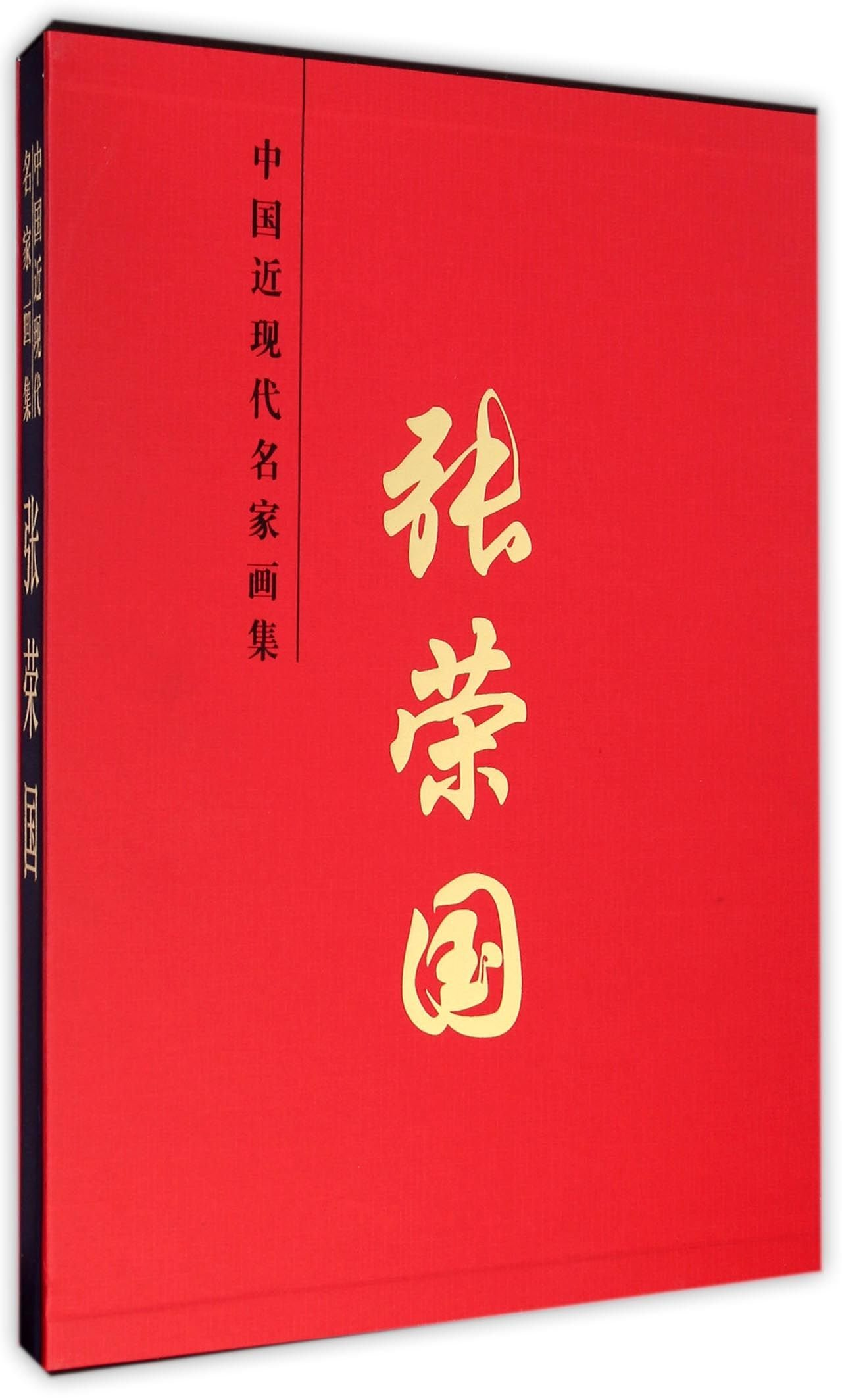 Read Online 张荣国(精)/中国近现代名家画集 ebook