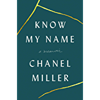 Know My Name: A Memoir (English Edition)