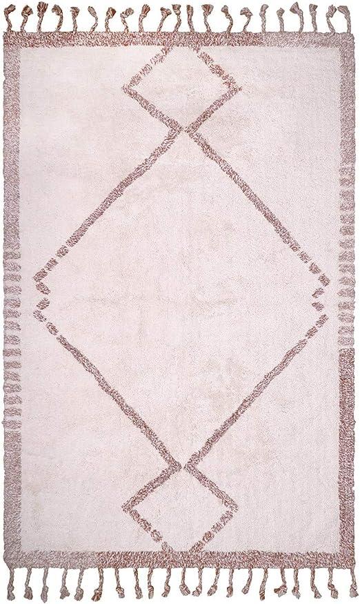 Lilipulg Alfombra de algodón Lavable Marlon: Amazon.es: Hogar