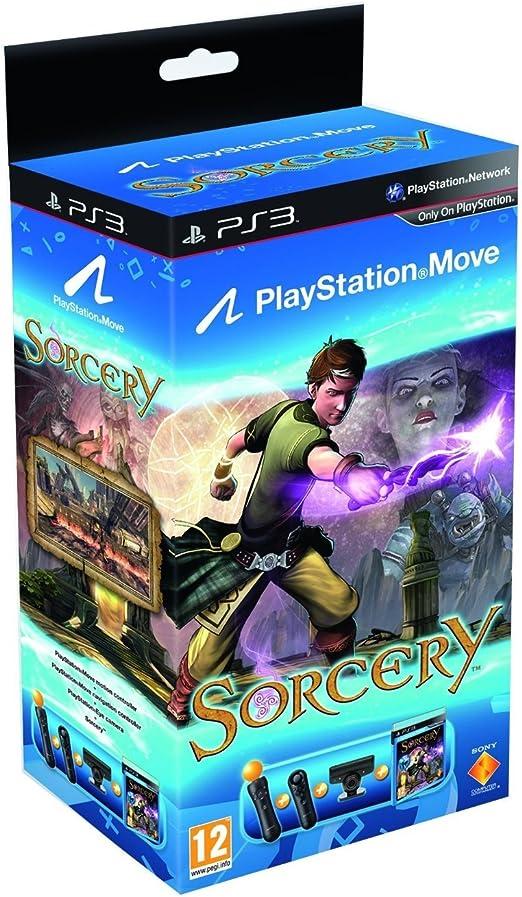 Sorcery+Starter Pack+Contr.Nav.Ps3: Amazon.es: Videojuegos