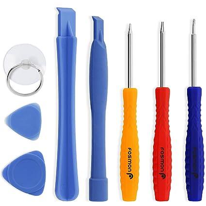 Amazon.com   Fosmon 8 pc Tool Kit (Includes 5-Point Pentalobe ... 96c6b89446