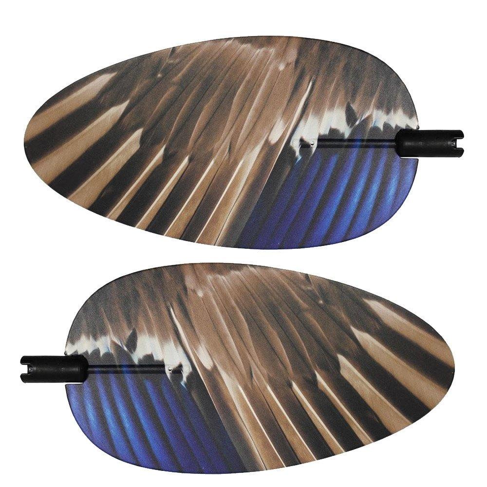 MOJO Outdoors Elite Series King Mallard Replacement Wings Elite Series King Mallard Replacement Magnetic Wings