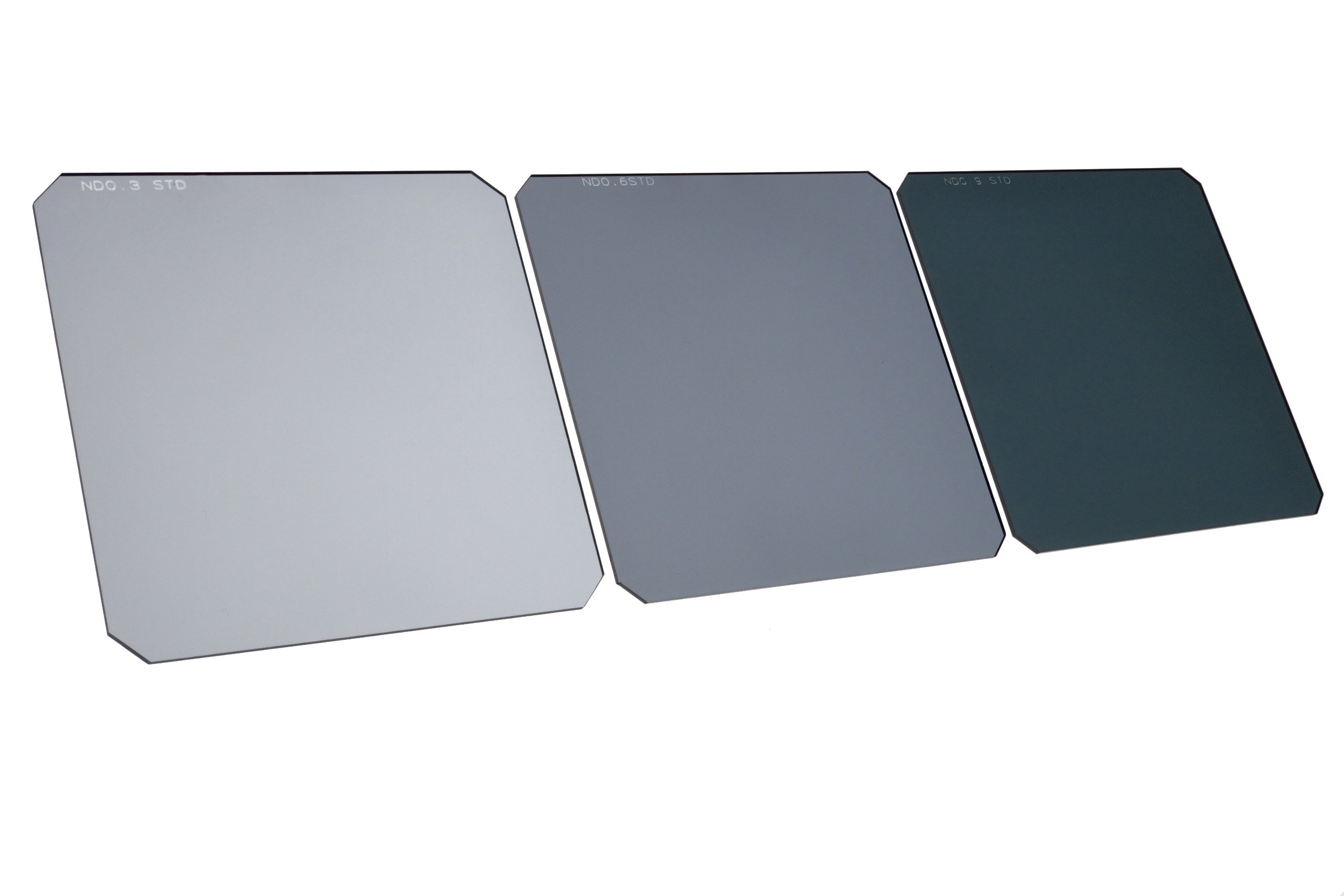 100mm Standard Neutral Density 3-Filter Kit