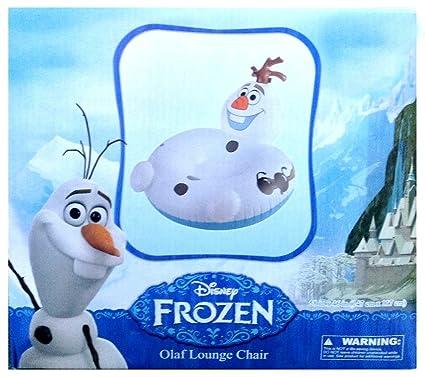 Amazon.com: Disney Olaf de Frozen piscina Agua Sillón ...