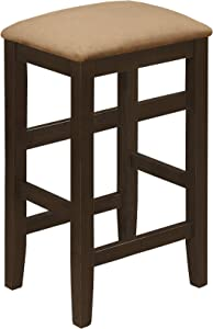 Coaster Home Furnishings Carmina Counter Height Stools Cappuccino (Set of 4) (193479)
