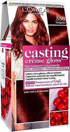 Casting Creme Gloss N.550 Mogano: Amazon.es: Salud y cuidado ...