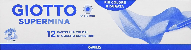 Giotto Supermina 239003 Set de 12 L/ápices