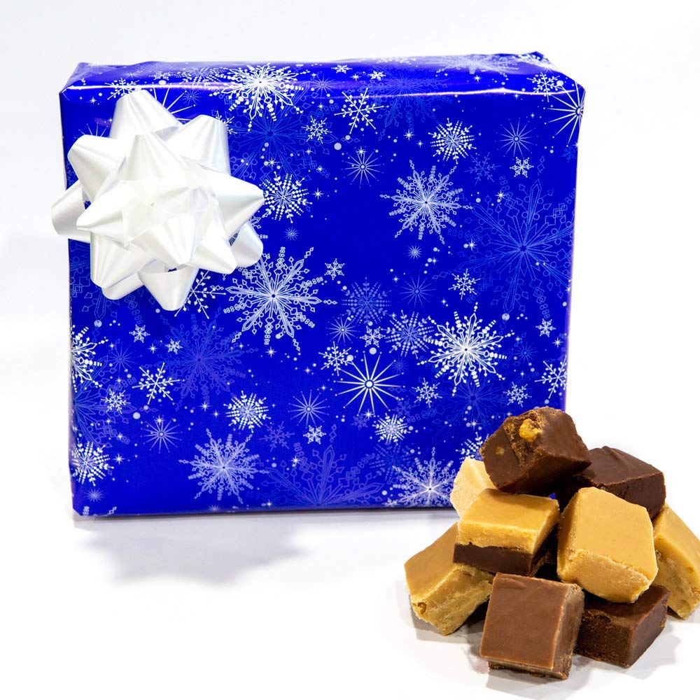White Christmas - Assorted Fudge Gift Box - Hall's Candies by Hall's Candies
